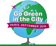 Go Green in the City Challenge 2016.